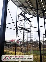 Мережева СЕС 30 кВт у смт. Шкло 2