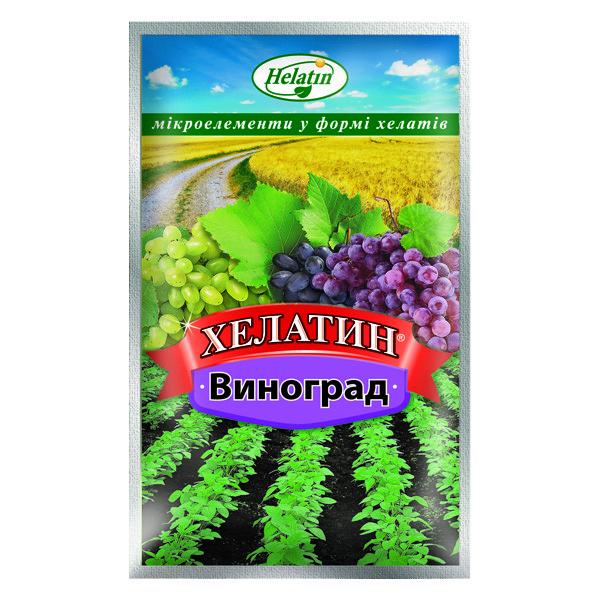 Удобрение Хелатин Виноград 50 мл Восор 1415