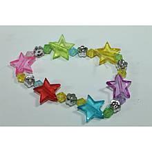Браслет детский (звездочка) арт.840