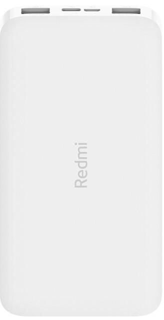 Power Bank Xiaomi Redmi 10000mAh white VXN4266CN (PB100LZM) Гарантия 12 месяцев