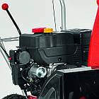 Снігоприбирач AL-KO SnowLine 620 E II, бензиновий, самохідний, фото 4