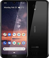 "Смартфон Nokia 3.2 DS Black 6.26"" RAM:2Gb. ROM:16Gb Octa Core"