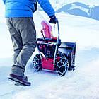 Снігоприбирач AL-KO SnowLine 620 E II, бензиновий, самохідний, фото 5