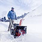 Снігоприбирач AL-KO SnowLine 620 E II, бензиновий, самохідний, фото 6