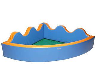 Сухой бассейн KIDIGO Небо 2 м, фото 3
