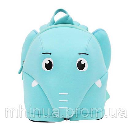 Детский рюкзак Nohoo Слоник (NH071), фото 2