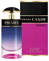 Женские духи, оригинал Prada Candy Night