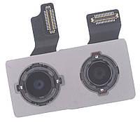 Камера основная для iPhone XS, двойная, с разборки, оригинал 100%