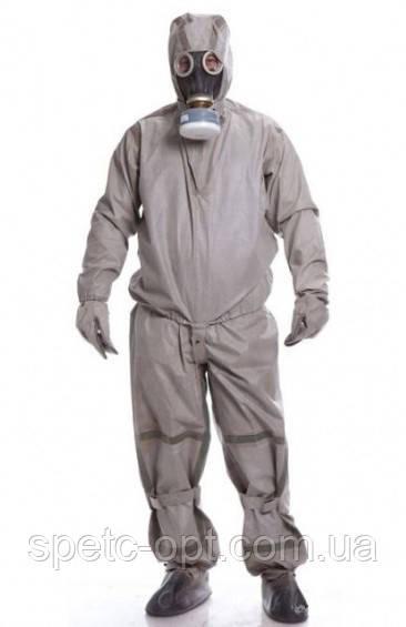Костюм химзащитный изолирующий Л-1 (ОЗК) костюм л-1