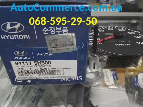 Спидометр Hyundai HD78, HD65, HD72 Хюндай HD (941115H500), фото 2