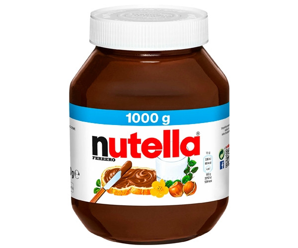 Шоколадна паста Nutella 1000 г