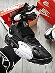 Мужские кроссовки Nike Sportswear Air Max Speed Turf (черно-белые), фото 2
