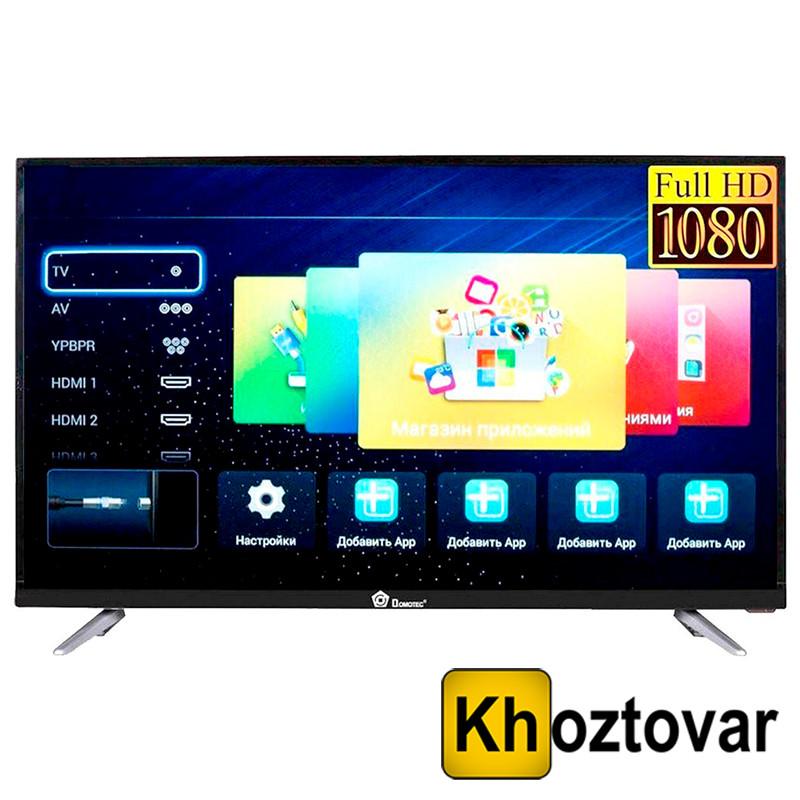 "LCD телевизор DVB-T2 Domotec 32""   Smart TV"