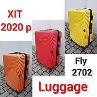 FLY 2702 luggage Польща валізи чемоданы сумки на колесах