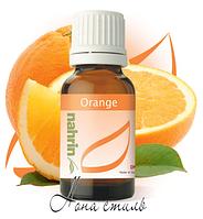 Натуральное эфирное масло Апельсин (Justrich Cosmetics) 15 мл