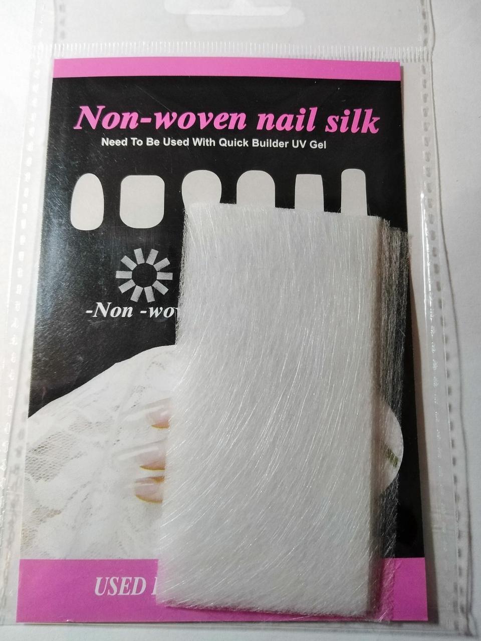 Волокно для наращивания и укрепления ногтей 1 пластина