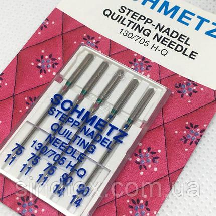 Игла Quilting 75-90 130/705 H-Q (22:32 2) V3S (шметс-07), фото 2