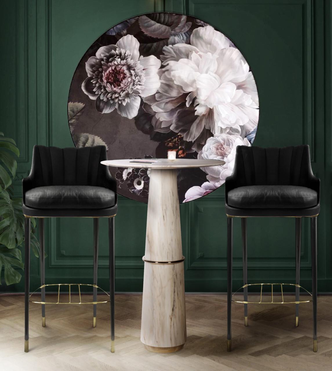 Картина на холсте с виниловым покрытием Blossom