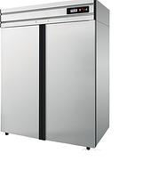 Шкаф холодильный Polair (Полаир) Grande CV110-G нерж