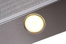 Вытяжка Ventolux Garda 60 Inox (1100) SMD LED Телескопическая Нержавеющая сталь, фото 3