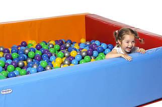 Сухой бассейн KIDIGO™ Квадрат 2 м, фото 3