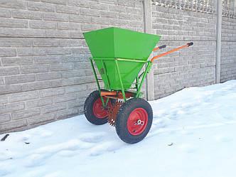 Разбрасыватель ручной универсальный РРУ-55 Булат зеленый