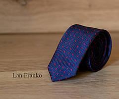 Мужской галстук широкий с рисунком   Lan Franko (Арт.: GVSR-E0146)
