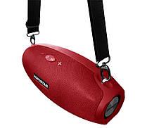 Портативная Bluetooth колонка Hopestar H25, красная