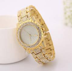 Часы женские Geneva Paidu Swarowski два цвета