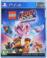Игра LEGO Movie 2 Videogame (PS4, Русская версия)