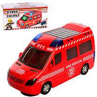 Машина Пожарная 89-3689В/2689В