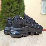Мужские кроссовки Nike Air VaporMax (черные), фото 4