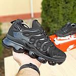 Мужские кроссовки Nike Air VaporMax (черные), фото 6