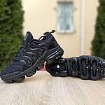 Мужские кроссовки Nike Air VaporMax (черные), фото 7