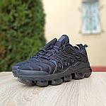 Мужские кроссовки Nike Air VaporMax (черные), фото 9