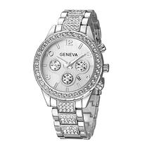 Часы женские Geneva Paidu Swarowski дата работает 3 цвета, фото 3