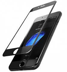 Защитное стекло Seven Glass для iPhone 7Plus/8Plus 5.5 Black