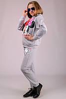 Детский спортивный костюм для девочки Mause