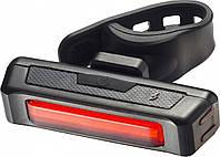 Фонарь габаритный задний (прямоугольник) BC-TL5429 LED, USB (красный)