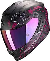 Мотошлем Scorpion Exo-1400 Air TOA Matt (розовый)