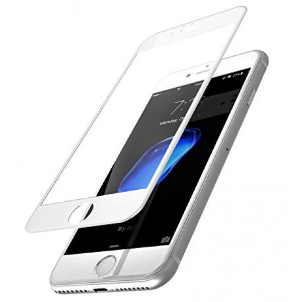 Защитное стекло Seven Glass для iPhone 7Plus/8Plus 5.5 White