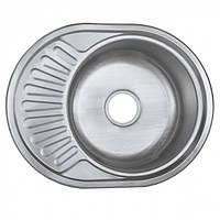 Мойка 5745 врезная сатин (Platinum)