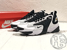 Женские кроссовки Nike Zoom 2K Black/White AO0354-100, фото 3