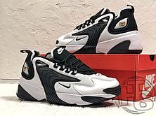 Женские кроссовки Nike Zoom 2K Black/White AO0354-100, фото 2