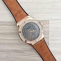 Часы Hublot 882888 Classic Fusion Brown-Gold-Silver - 225610