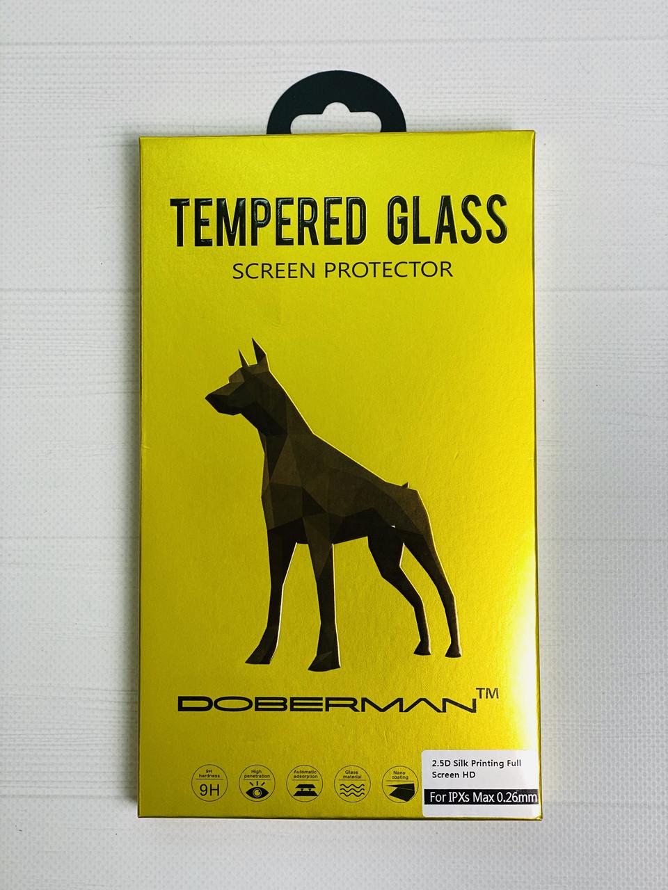 Защитное стекло Doberman  для iPhone XS MAX