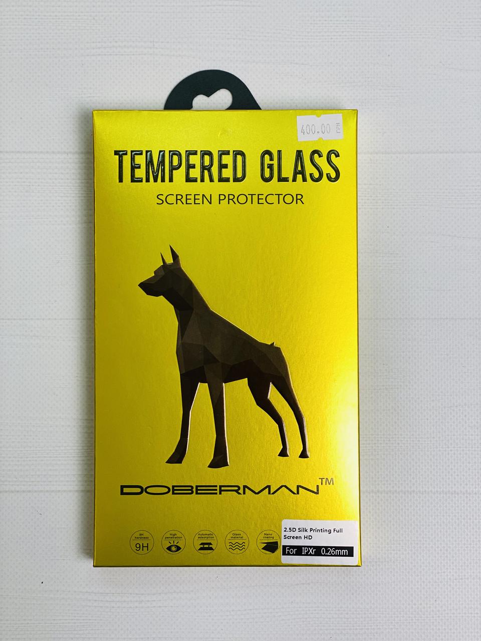 Защитное стекло Doberman для iPhone  XR