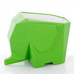 Сушилка для посуды и столовых приборов слон Green Kronos Top (frs_123555)