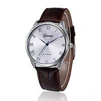Мужские часы Geneva inside 8019481-2 код (42831)