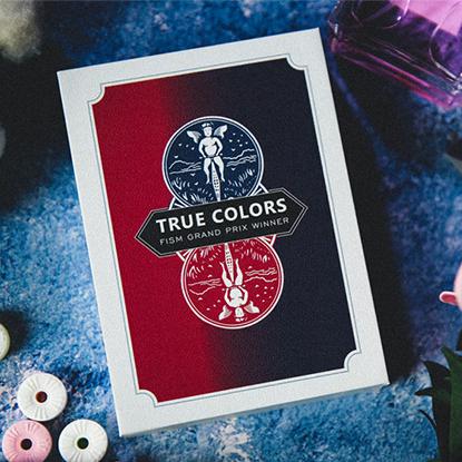 Реквизит для фокусов | TRUE COLORS by Eric Chien & TCC